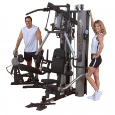 Body-Solid Bi-Angular Multi Gym (G10B)