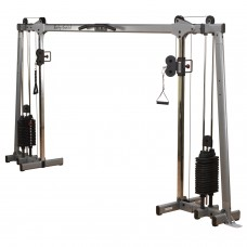 Body-Solid Deluxe Cable Crossover (GDCC250)