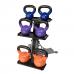 Body-Solid 3-Tier Kettlebell Rack (GDKR50)
