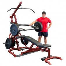 Body-Solid Corner Leverage Gym Package (GLGS100P4)