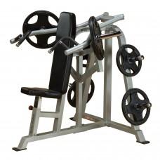 Body-Solid Leverage Shoulder Press Bench (LVSP)