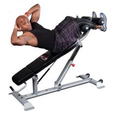 Body-Solid Pro ClubLine Ab Bench (SAB500)