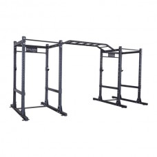 Body-Solid Commercial Double Power Rack Package (SPR1000DB)