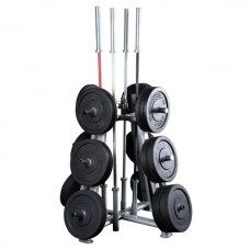 Body-Solid Pro ClubLine Weight Tree (SWT1000)