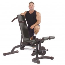 Body-Solid Leverage FIat Incline Decline Bench (FID46)