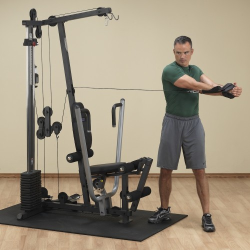 Buy body solid selectorized home gym g s price india