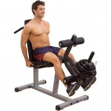 Body-Solid Seated Leg Extension & Supine Curl (GLCE365)