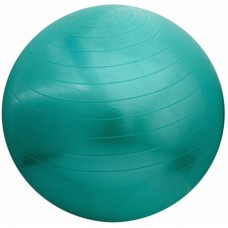 Anti Burst Gym Ball with Foot Pump 65 cm Green