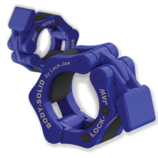 Body-Solid Lock Jaw Olympic Collars