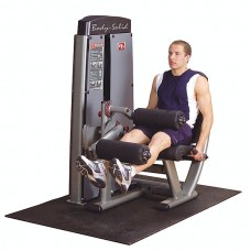 Body-Solid Pro Dual Leg Extension Leg Curl (DLEC-SF)
