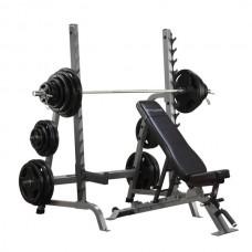 Body-Solid Bench Rack Combo (SDIB370)
