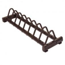 Body-Solid Rubber Bumper Plate Rack (GBPR10)