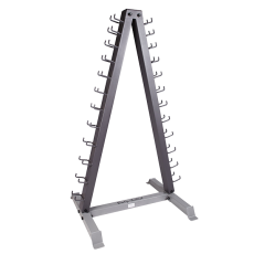 Body-Solid 12 pair Vertical Dumbbell Rack (GDR24)