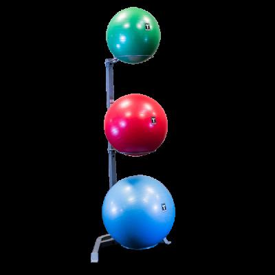 Body-Solid Stability Ball Storage Rack (GSR10)